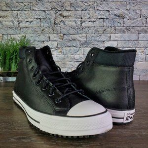 Converse Men's Chuck Taylor All Star Leather Boot